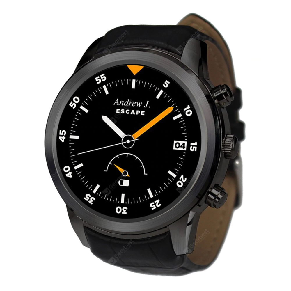 Smartwatch Finow X5 Air có wifi Android 5.1 Ram 2GB Rom 16GB